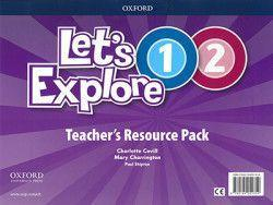 Let´s Explore 1-2 Teacher´s Resource Pack CZ