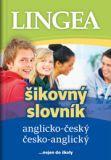 Šikovný anglicko-český a česko-anglický slovník (35 tisíc hesel)