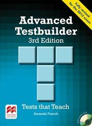 Advanced Testbuilder 2015 (+ key & audio CD)