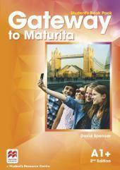 Gateway to Maturita (2nd Edition) A1+, Workbook (česká edice)