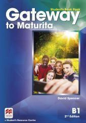 Gateway to Maturita (2nd Edition) B1, Student's Book Pack (česká edice)