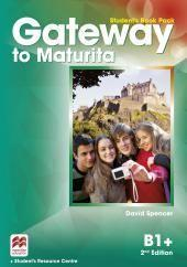 Gateway to Maturita (2nd Edition) B1+, Workbook (česká edice)