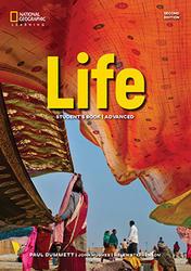 Life Advanced 2. edice, WORKBOOK + KEY + WB AUDIO  2E