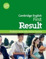Cambridge English First Result (New for the 2015 exam)