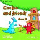 Cookie and Friends All Levels, Cookie and friends CD-ROM