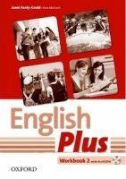 English Plus Level 2, Workbook with MultiROM (česká edice)