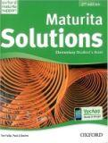 Maturita Solutions 2nd Edition Elementary