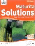 Maturita Solutions 2nd Edition Upper-Intermediate