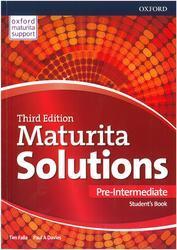 Maturita Solutions 3rd Edition, Pre-Intermediate, Student's Book (česká verze)