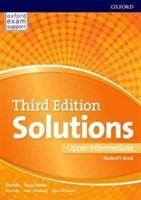 Maturita Solutions 3rd Edition, Upper-Intermediate