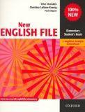 New English File Elementary, Student's Book s anglicko-českým slovníčkem (česká verze)