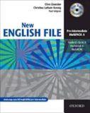 New English File Pre-Intermediate, MultiPack A