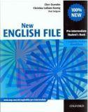 New English File Pre-Intermediate, Student's Book s anglicko-českým slovníčkem (česká verze)