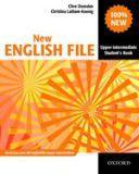 New English File Upper-Intermediate, Student's Book s anglicko-českým slovníčkem (česká verze)