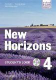 New Horizons Level 4, Student's Book with CD-ROM