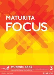 Maturita Focus Czech 3, Workbook