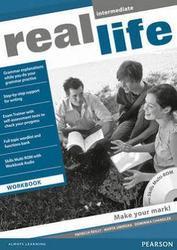Real Life Intermediate, Workbook & Multi-ROM Pack CZ Edition