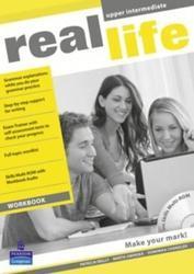 Real Life Upper-Intermediate, Workbook & Multi-ROM Pack