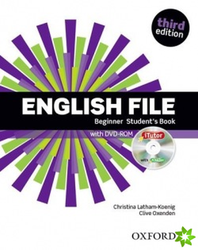 English File Third Edition Beginner, Student's Book with iTutor Pack