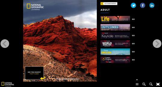 Katalog National Geographic Learning