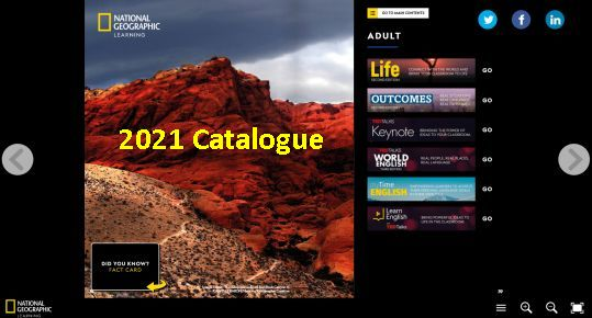 Katalog National Geographic Learning
